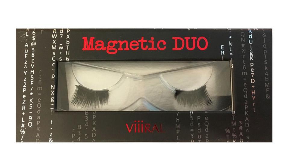 Pestañas magnéticas Viiiral (C.P.V.). En farmacias y en Amazon.