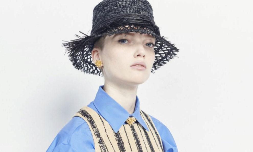 Look del desfile de Dior primavera-verano 2020