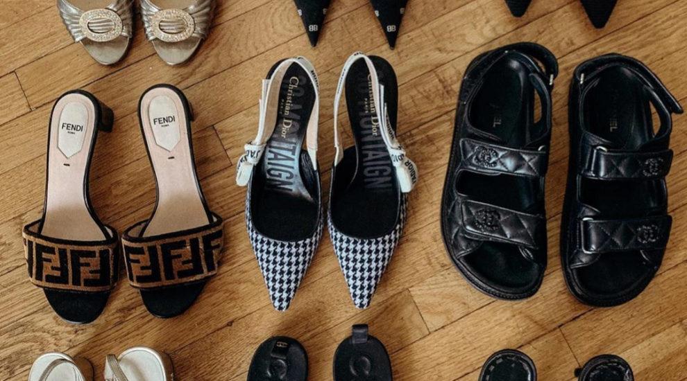 Los zapatos de Collage Vintage nos encajan para el entretiempo