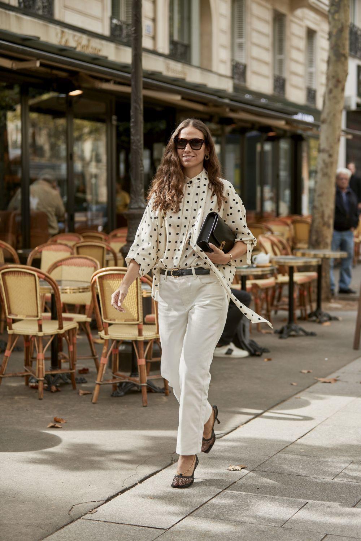 Erika Boldrin en París.