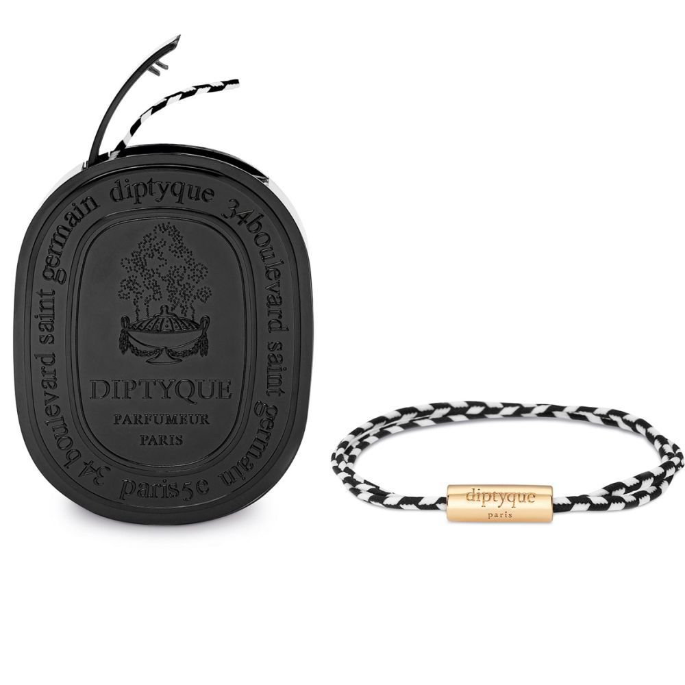 Pulseras de la nueva colección Prêt a Perfumer de Diptyque.