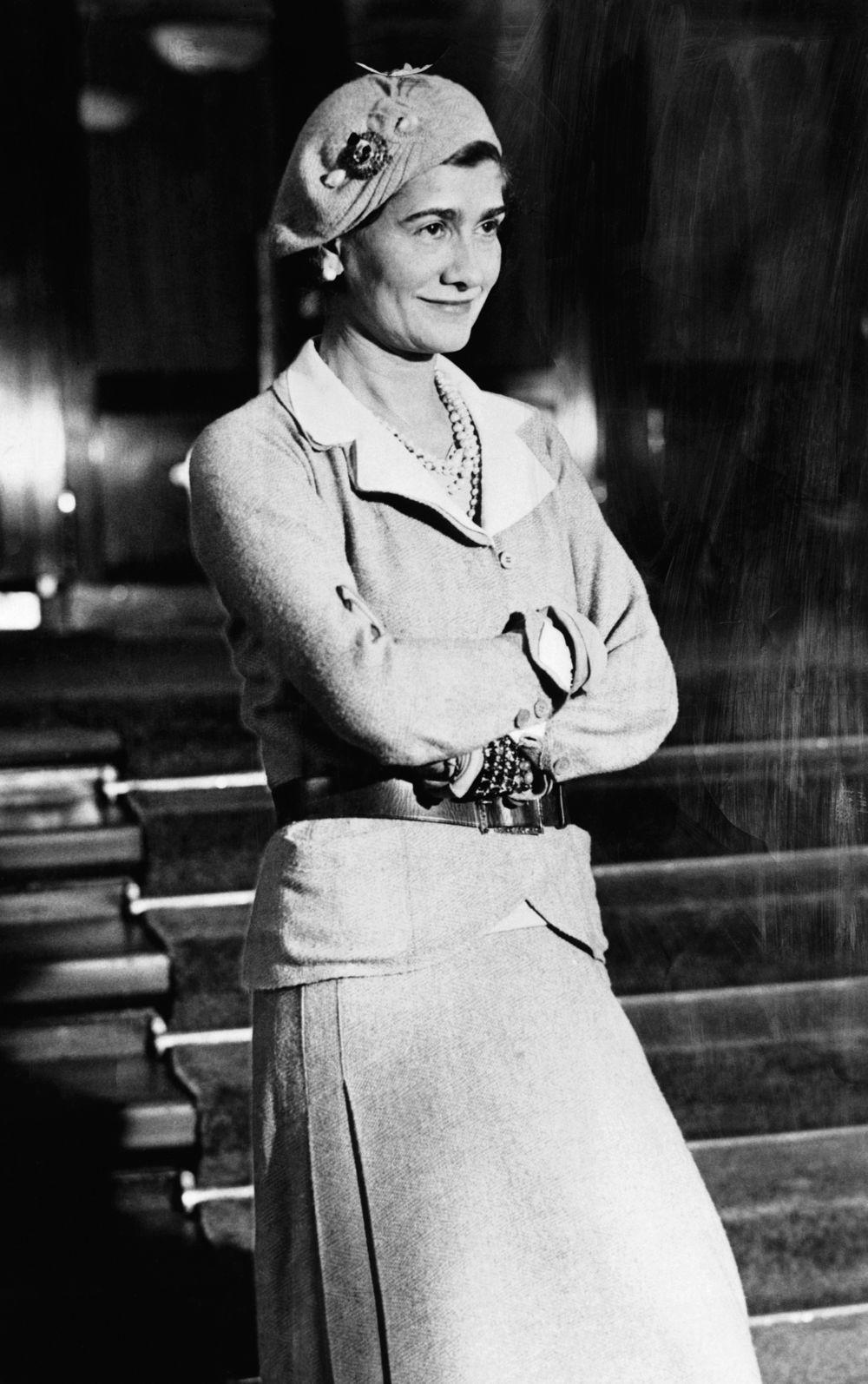 Coco Chanel (1926).
