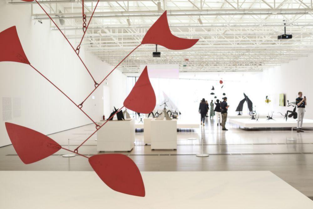 Alexander Calder en el Centro Botín Santander
