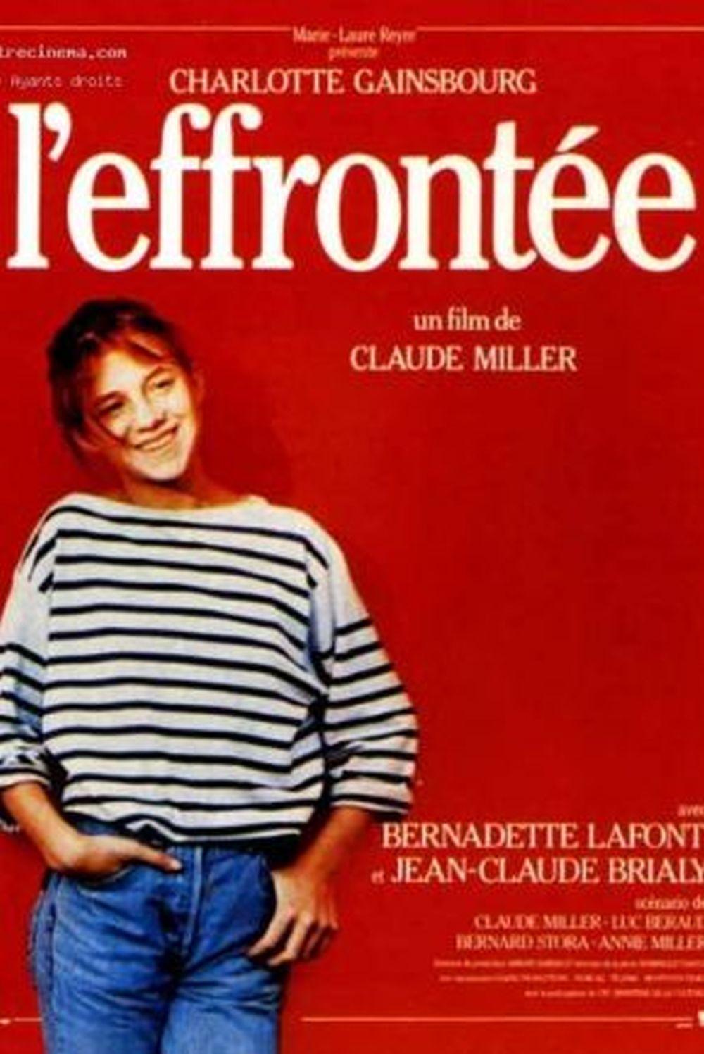 Un look que inspira a Audrey es el de Charlotte Gainsbourg en la...