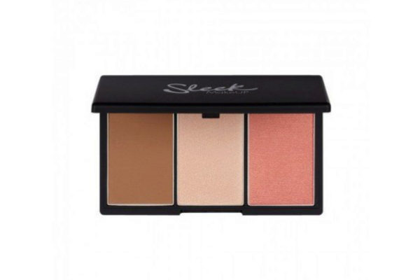 Paleta de rostro Face form de Sleek Make Up