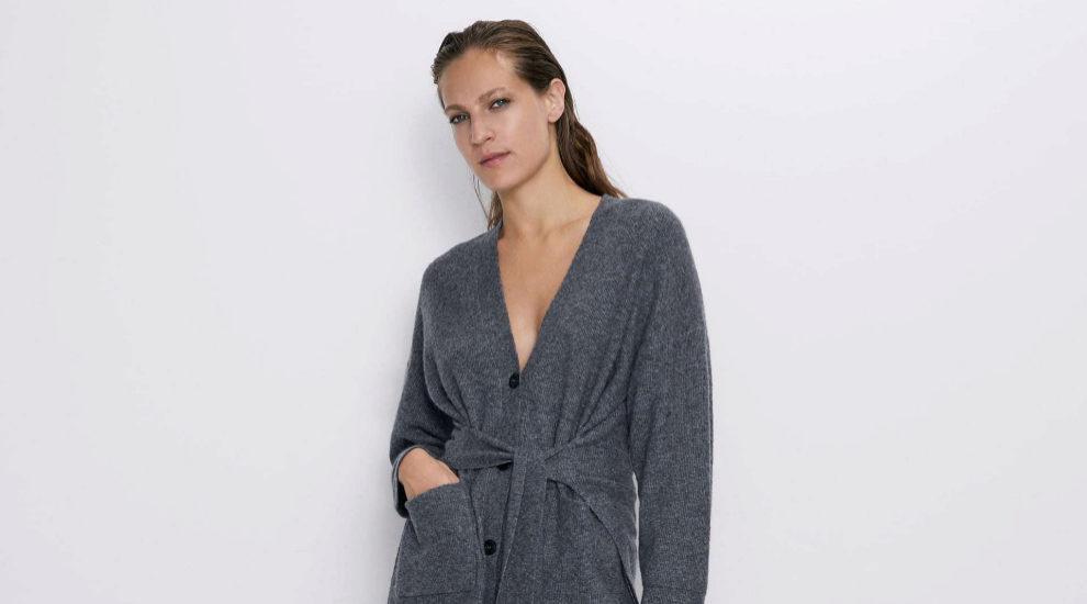 El punto en estos estilismos de Zara nos salva la vida