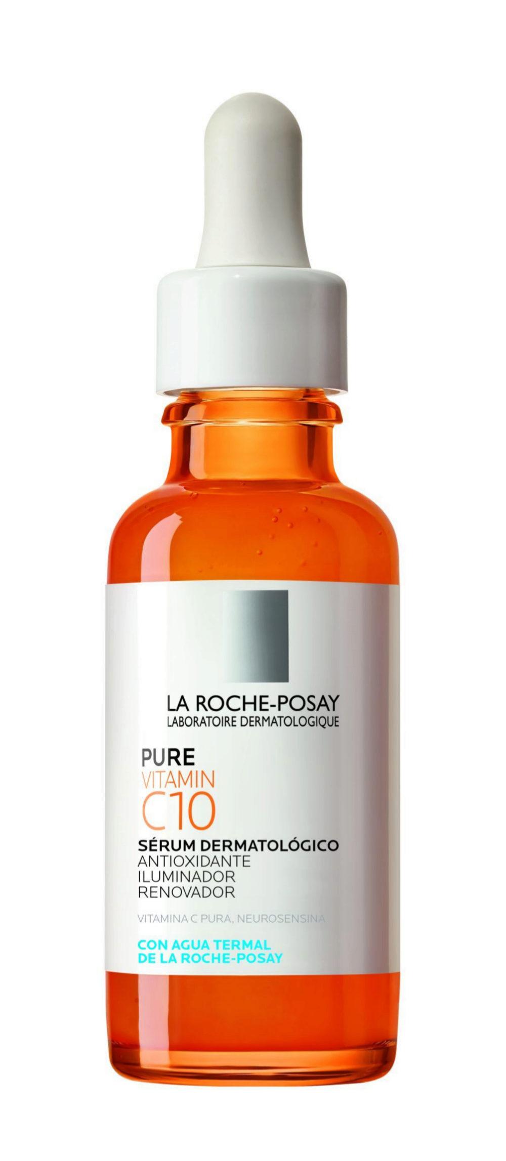 Pure Vitamin C10, La Roche Posay (48,40 euros).