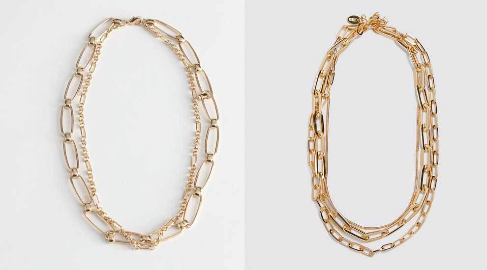 De izquierda a derecha, & Other Stories (25 euros), Zara (12,95...