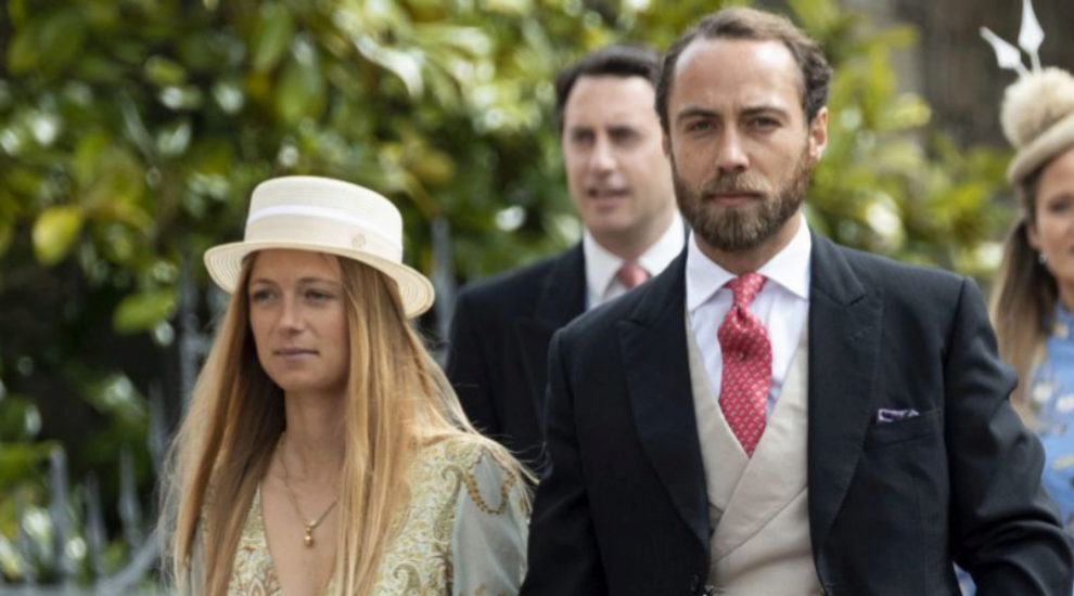 James Middleton y Alizee Thevenet