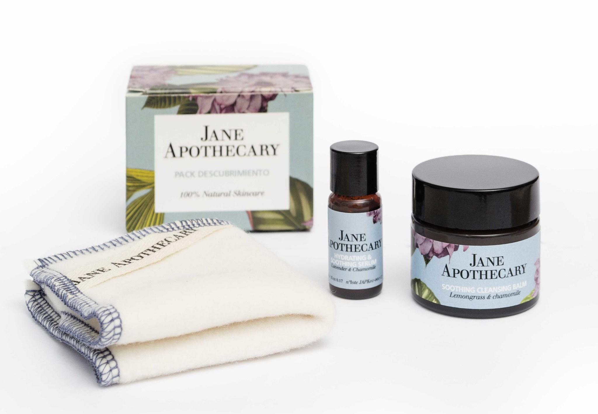 Pack Descubrimiento de Jane Apothecary (32 euros) con sérum,...