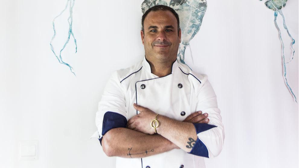 Ángel León será el representante español en World Chefs Tour