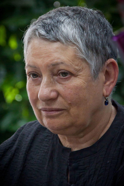 Lyudmila Ulitskaya.