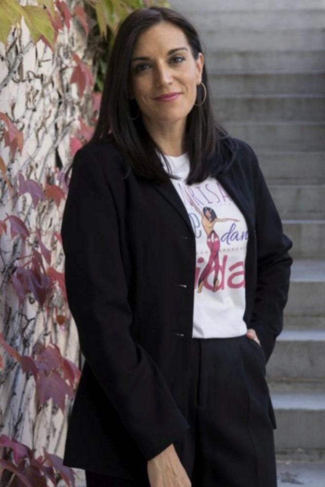 Ana Sánchez, paciente