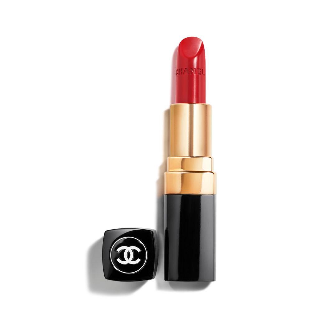 Barra de labios Rouge Coco de Chanel.