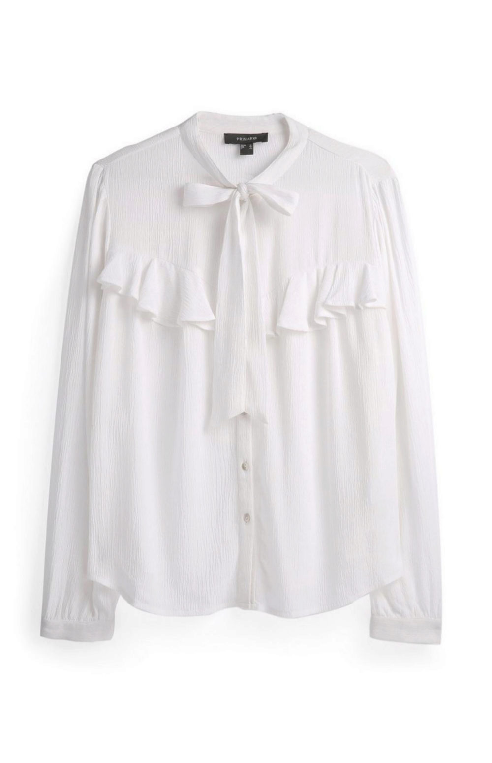 Blusa de estilo romántico de Primark