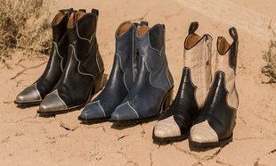 Esta temporada nos ponemos las botas más originales