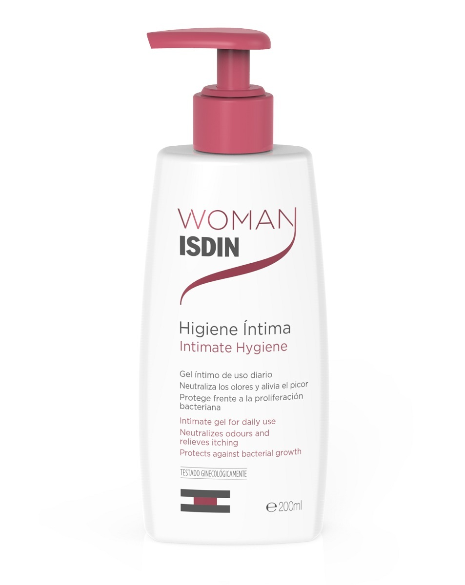 Woman Isdin Higiene Íntima.