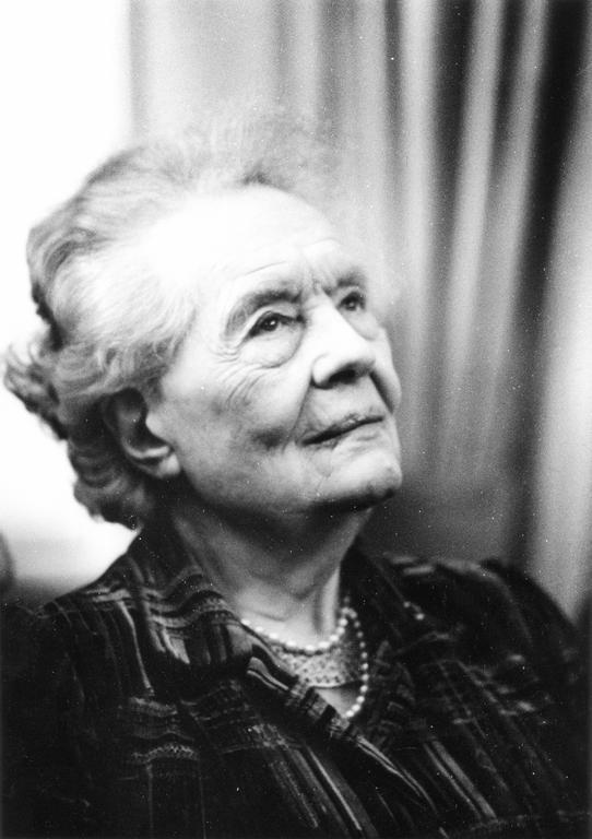 Louise Weiss.