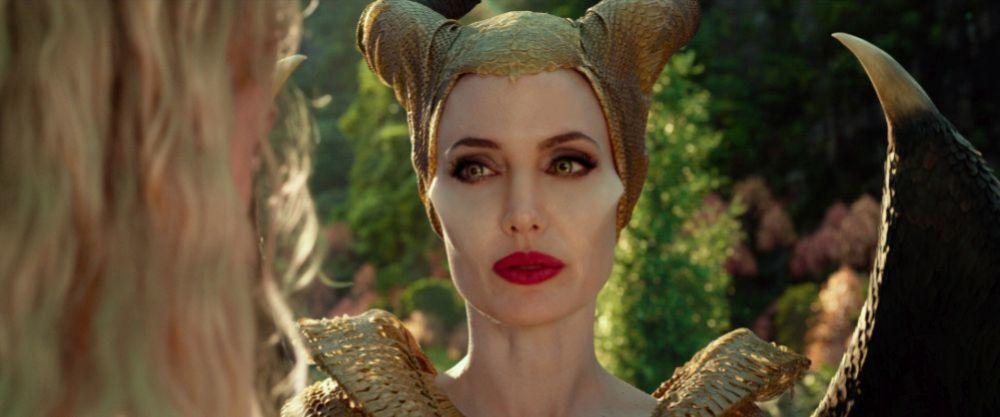 Angelina Jolie en Maléfica: Maestra del Mal
