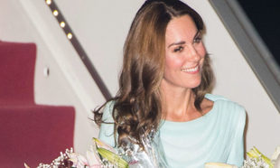 Kate Middleton en Pakistán.