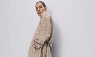 En Zara encontramos algunos de los abrigos más bonitos de la...