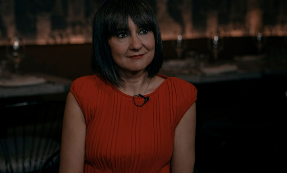 Amaral, en entrevista con TELVA.