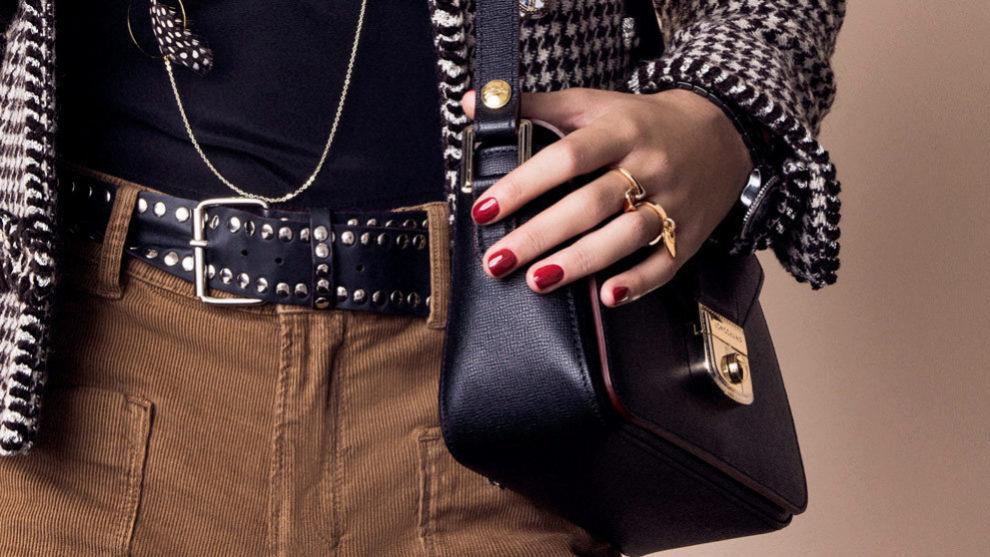 El esmalte de uñas que nunca falla: rojo intenso