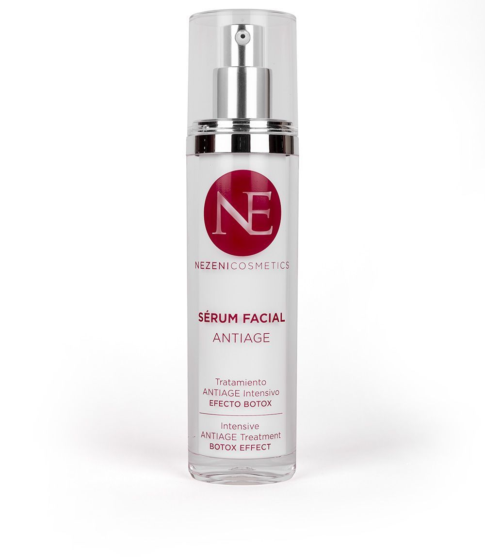 Serum facial antiage de Nezeni Cosmetics.
