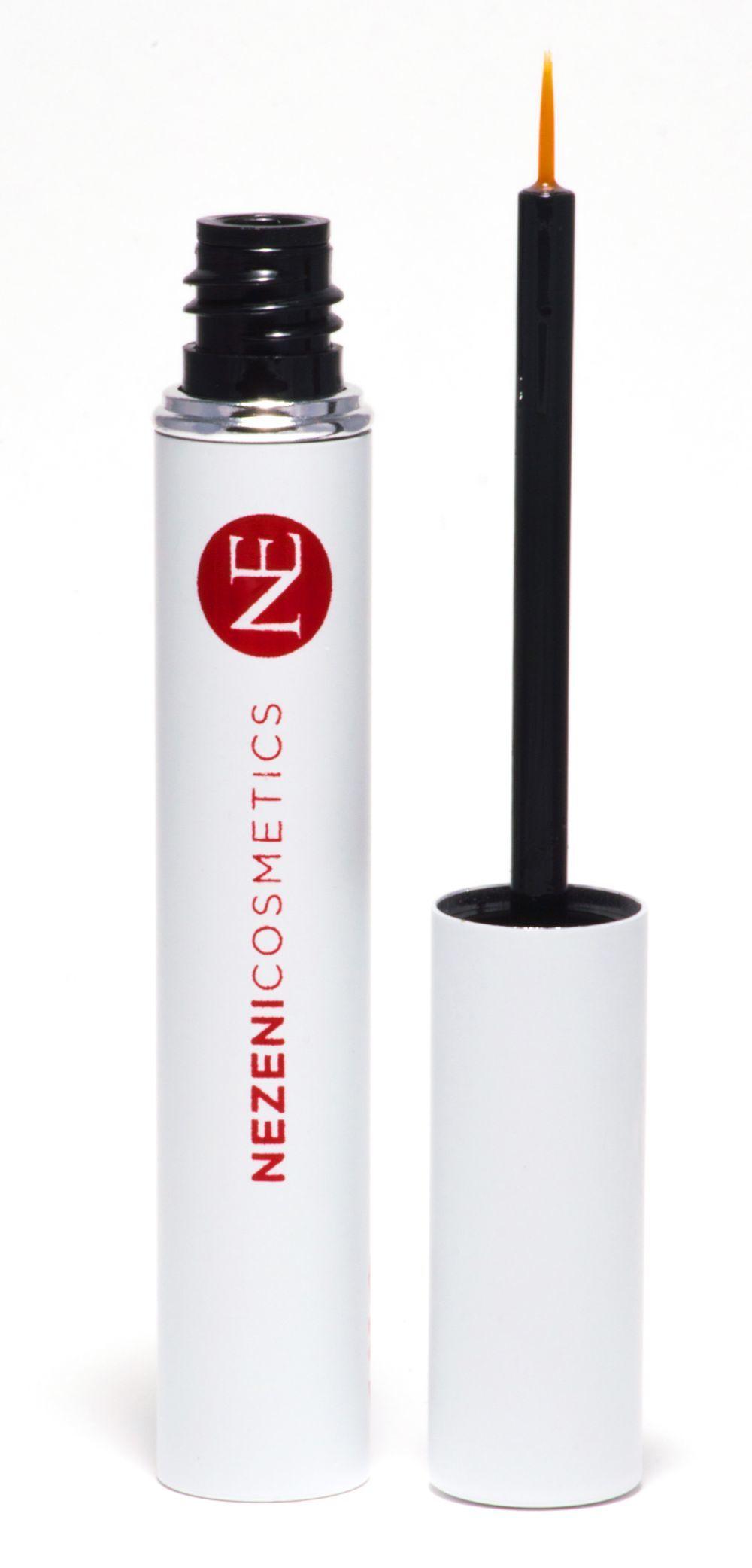 Tratamiento sérum para pestañas y cejas de Nezeni Cosmetics.