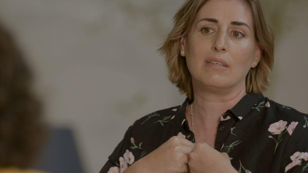 "Susana ha podido ser madre gracias al Programa gratuito ""Ser madre..."