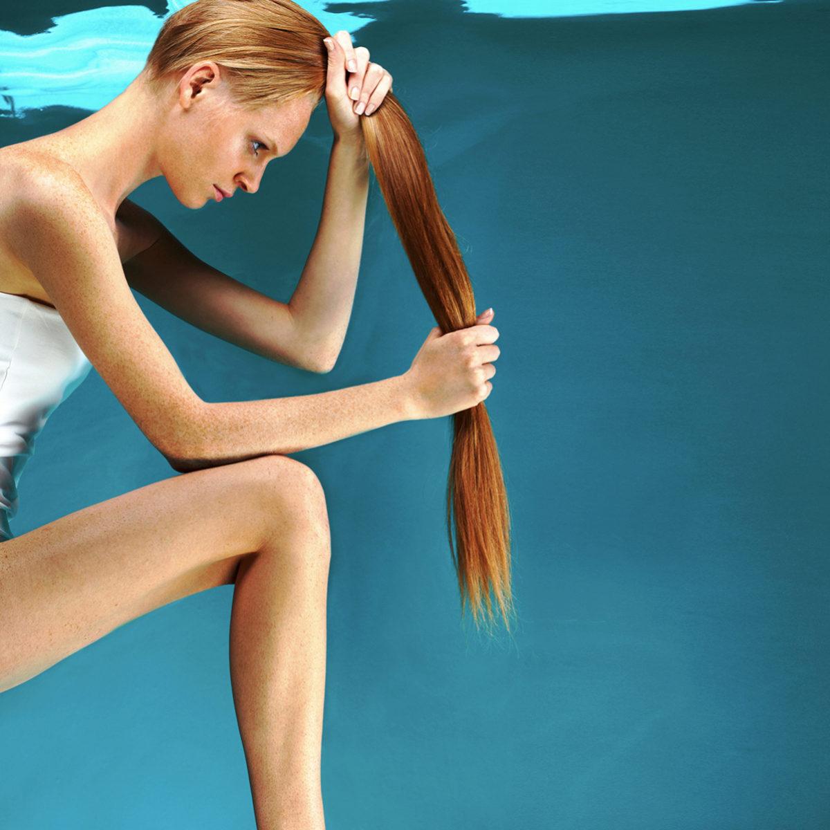 La biotina nos puede ayudar a tener un pelo fuerte y sano