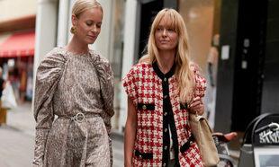 Thora Valdimars y Jeanette Madsen son las reinas de los vestidos con...