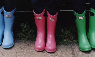 Las botas Hunter nunca pasan de moda