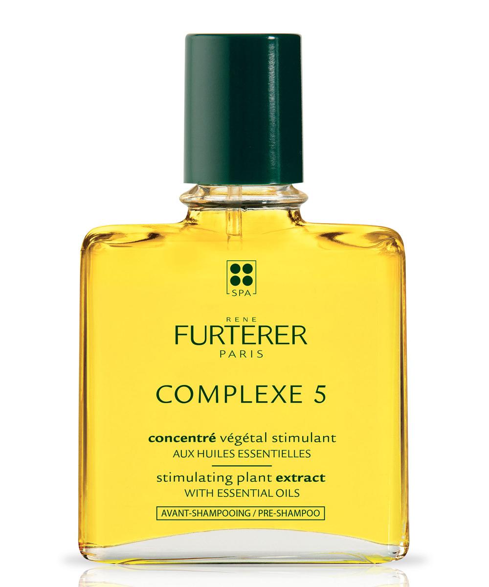 Aceite capilar Complexe 5 de René Furterer.