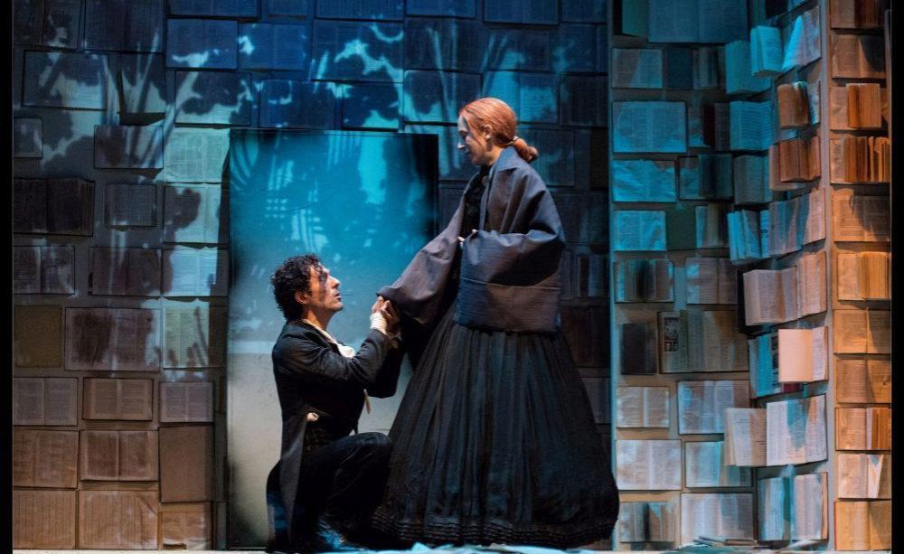 Rebeca Sala como Orlando, en Teatros del Canal de Madrid.