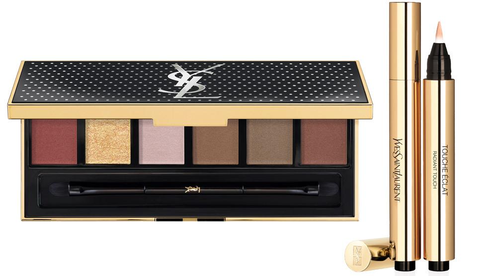 Paleta de sombras de ojos Couture Eye Palette Collector nº19, YSL...