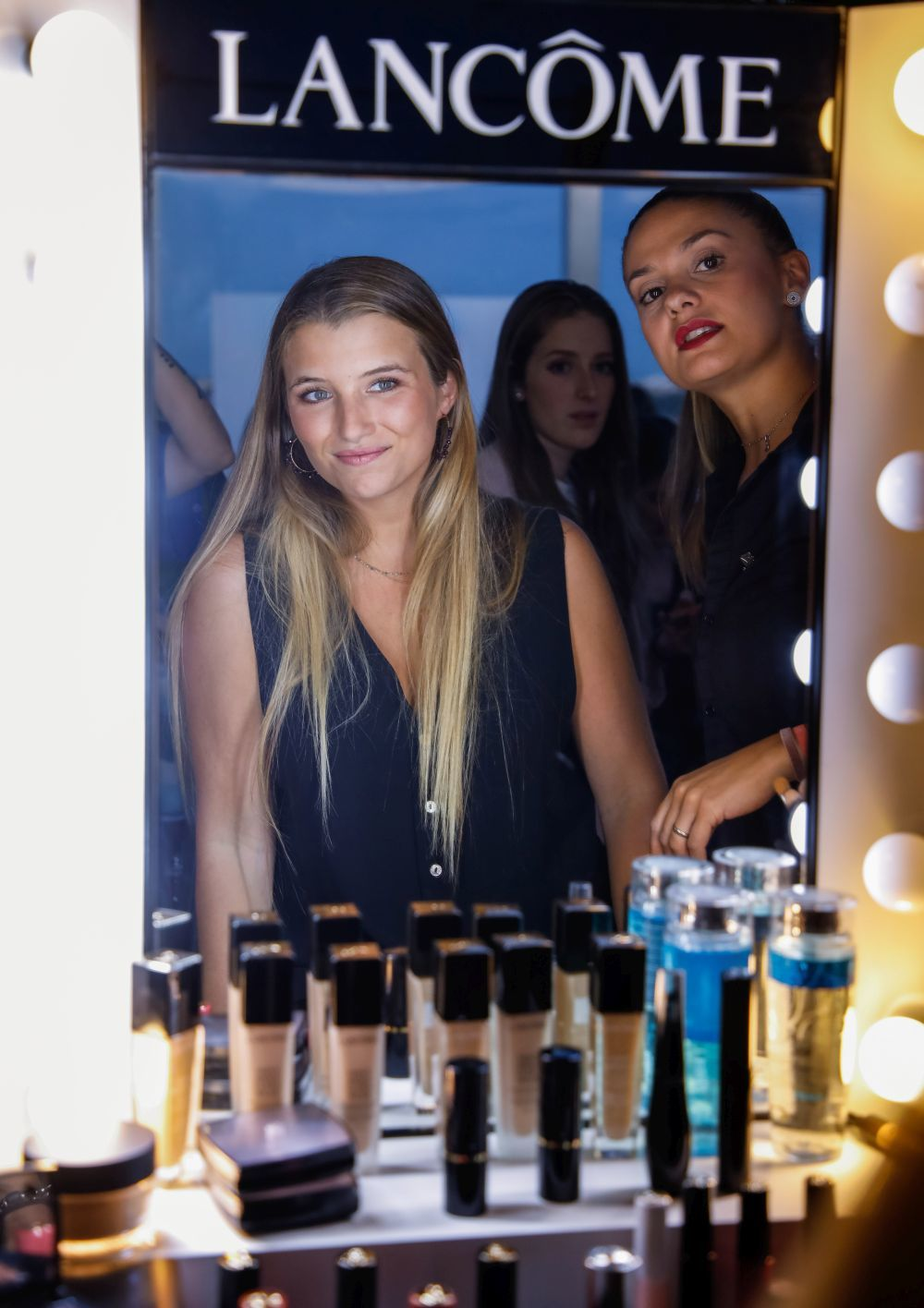 Tania Carrasco, makeup artist de Lancôme