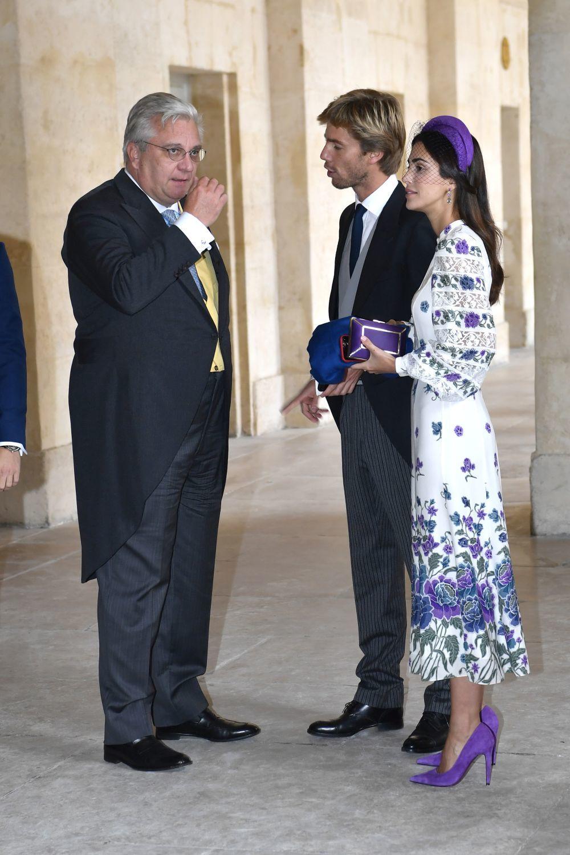 El look de invitada de Sassa de Osma que nos ha conquistado.