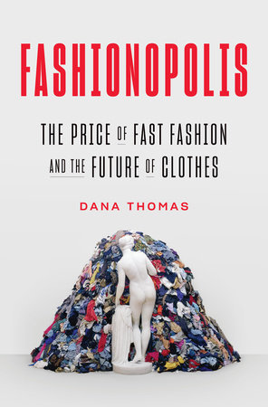 La portada del libro Fashionpolis.