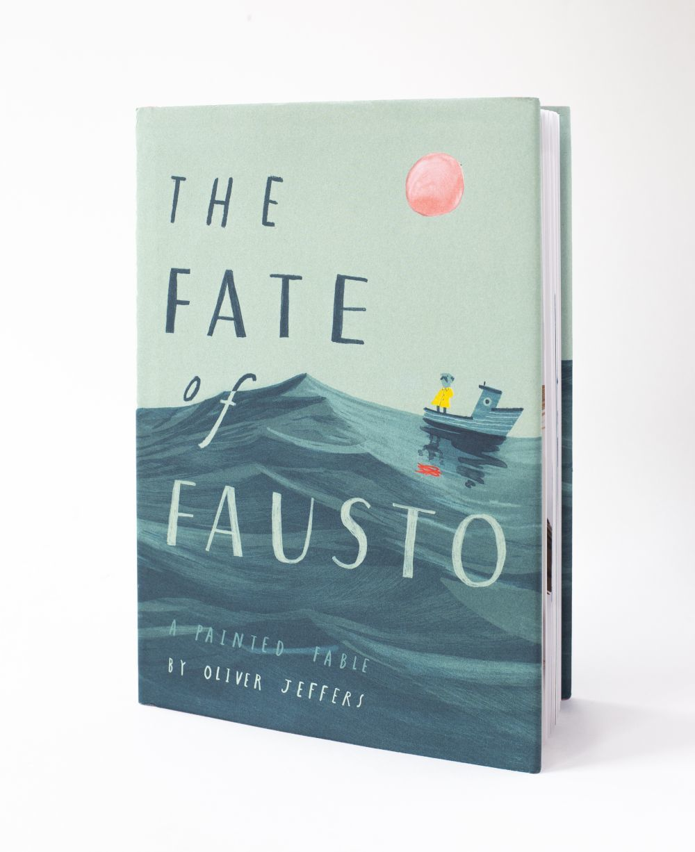 The fate of Fausto de Oliver Jeffers.