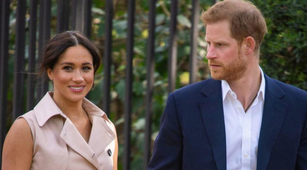 Meghan Markle y el príncipe Harry se sinceran en un documental.