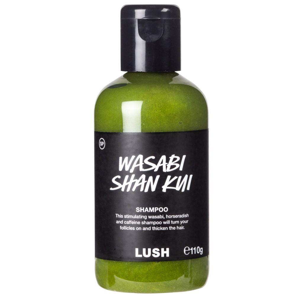 Champú Wasabi Shan Kui, Lush Cosmetics.