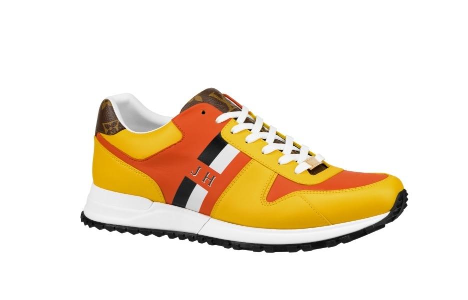 Sneakers personalizadas a través de Now Yours Run Away
