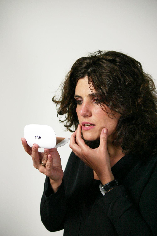 La creadora de Irisé Paris, Maude Gay.