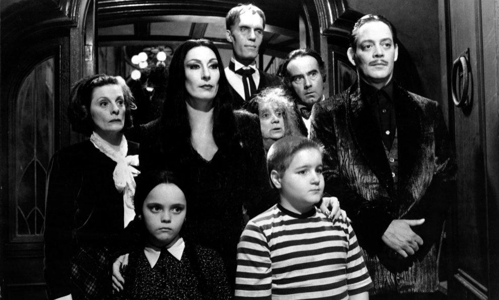Fotograma de La familia Addams (1991)