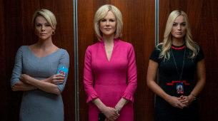 Margott Robbie, Charlize Theron y Nicole Kidman protagonizan la...
