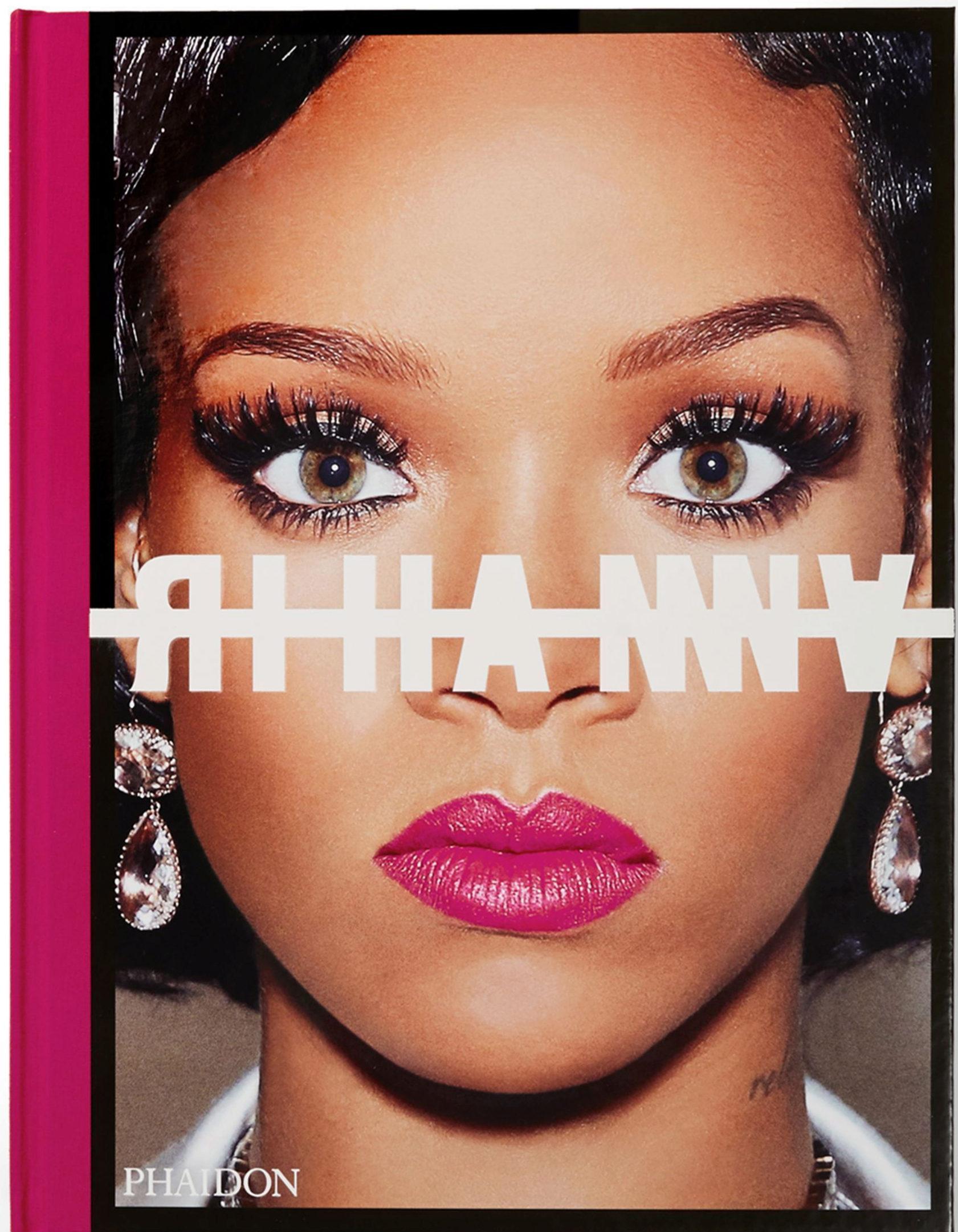 """Rihanna"", editorial Phaidon."