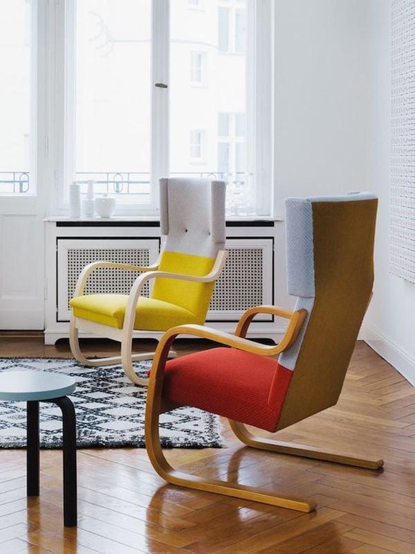 Los nórdicos son tremendamente prácticos y aprovechan cada espacio de la casa para una función especifica, por lo que sus muebles están diseñados en consonancia