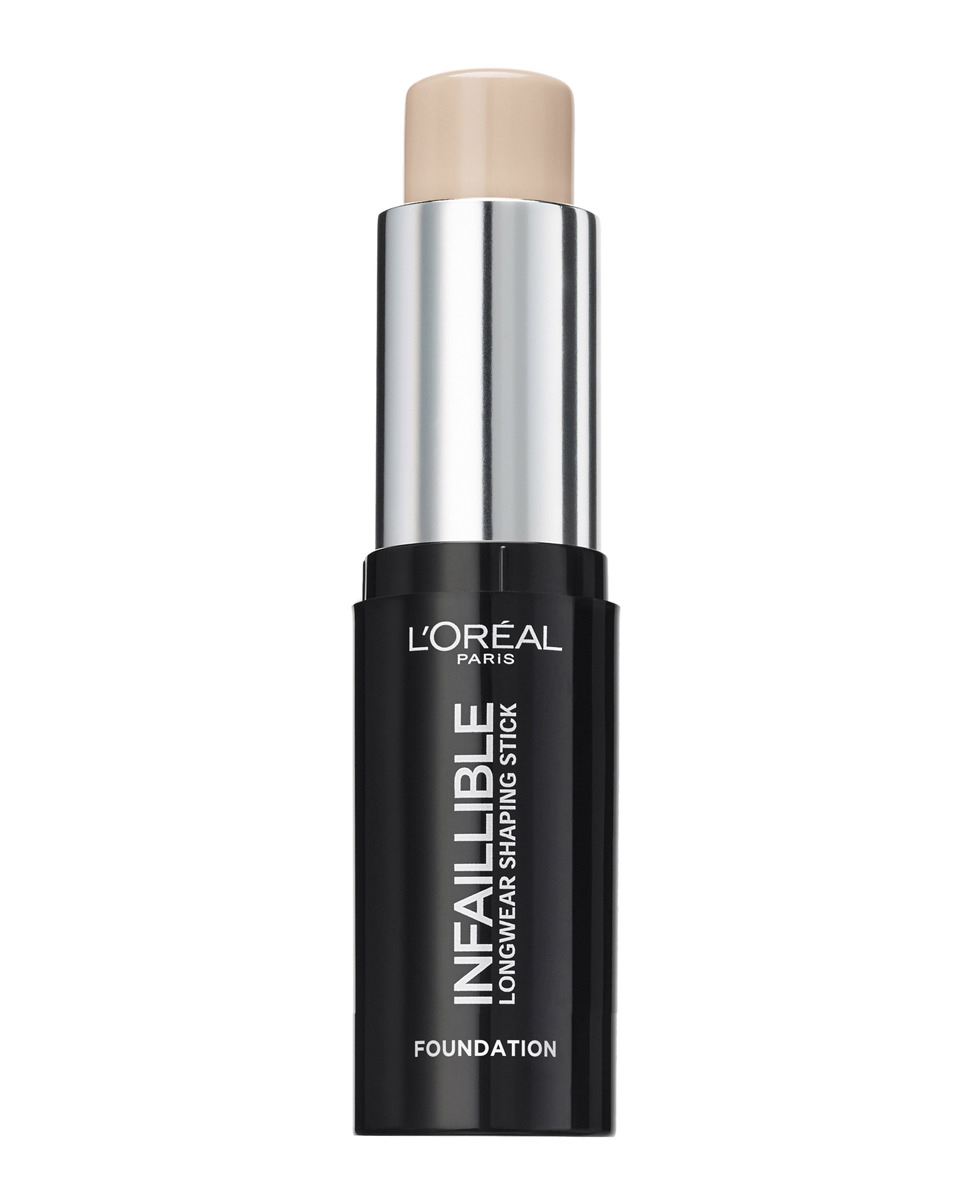 Base de maquillaje en barra de L'Oréal Paris Infalible Stick 24h.