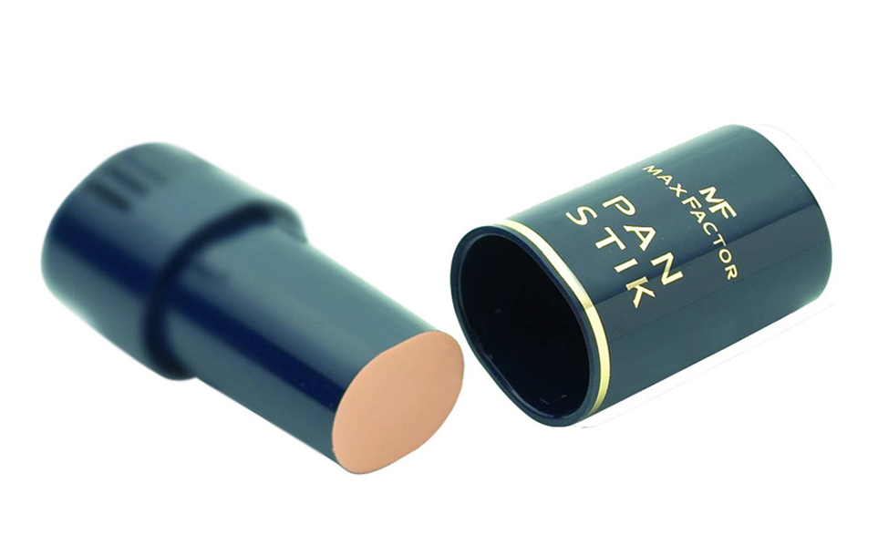 Base de maquillaje Pan Stick de Max Factor.